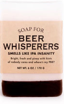 Whisky River Soap for Beer Whisperers