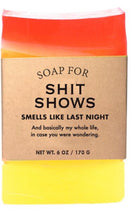 Whisky River Soap for Shit Shows