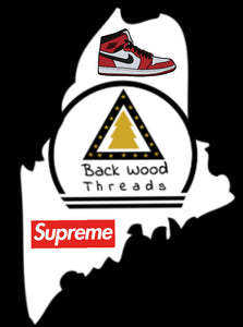 Back Wood Threads - Maine's Source For Premier Streetwear & Footwear