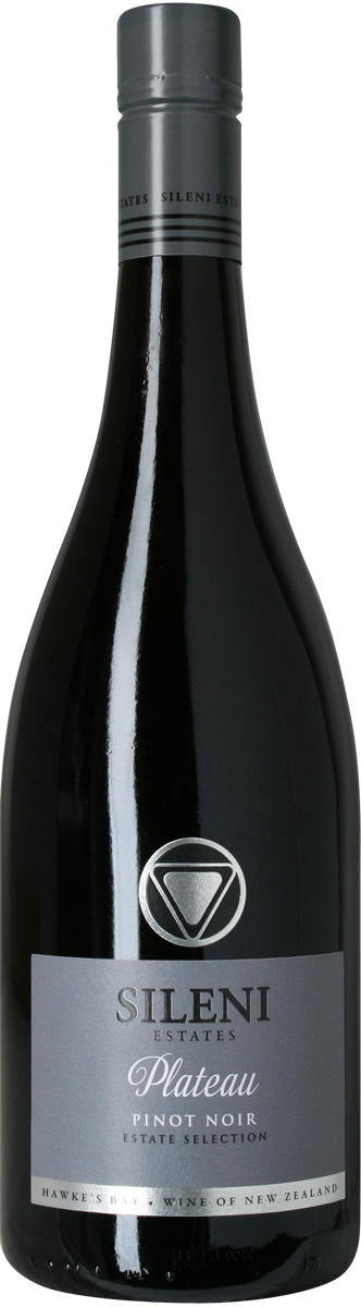 2017 Sileni Pinot Noir, The Plateau, New Zealand