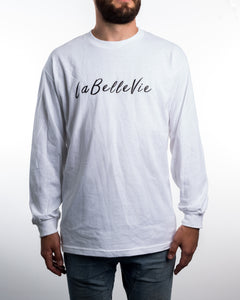 LaBelleVie White Longsleeve