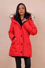 RED COATS - Hijab's Store
