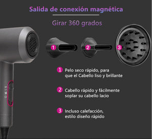 Professional hair dryer - Hijab's Store