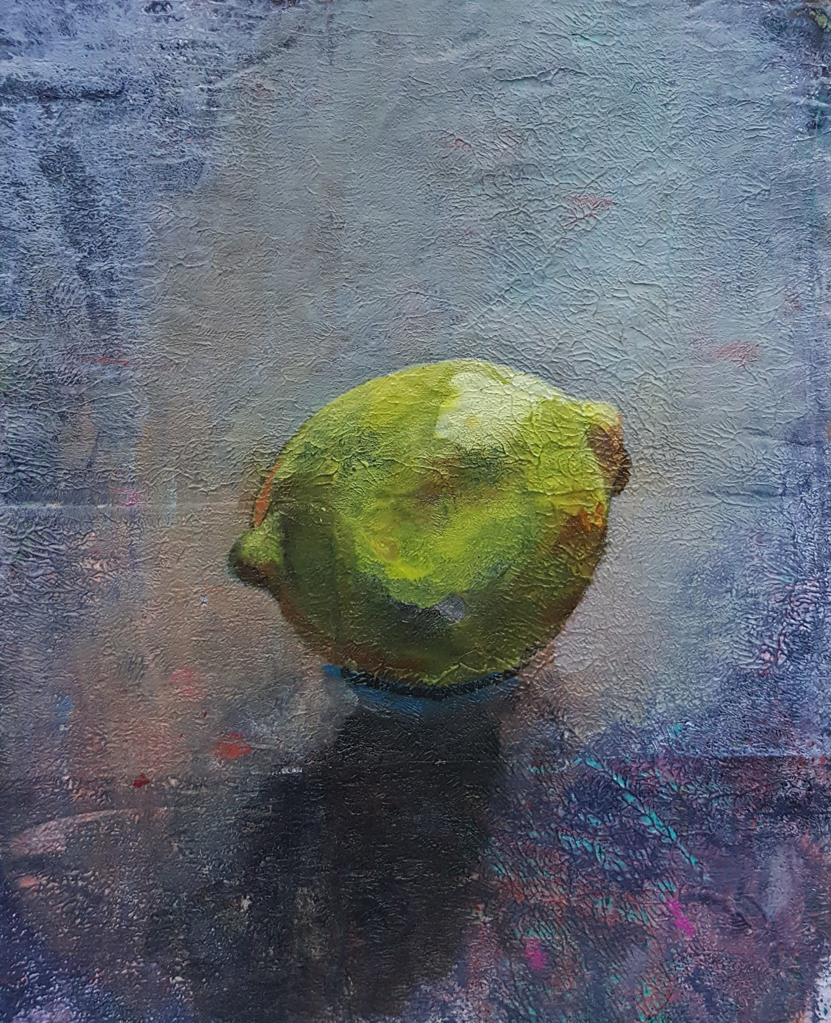 Lemon - Original Painting