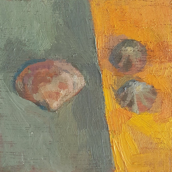 RESERVED Study of Shells - Original Painting