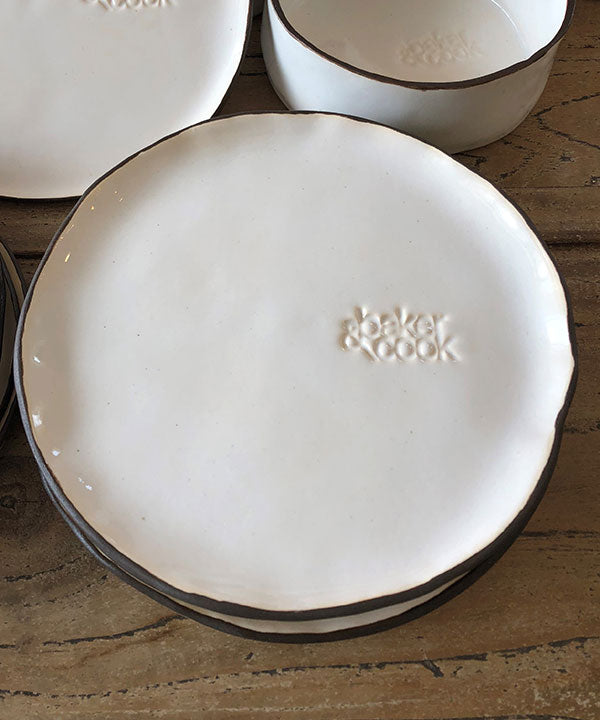 Baker & Cook Ceramics Small Plate