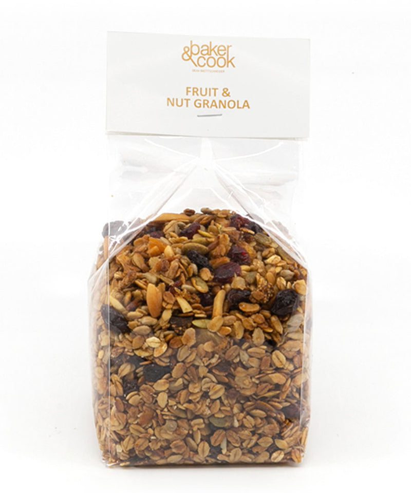 Deluxe Fruit and Nut Granola