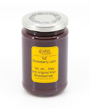 NZ Strawberry Jam