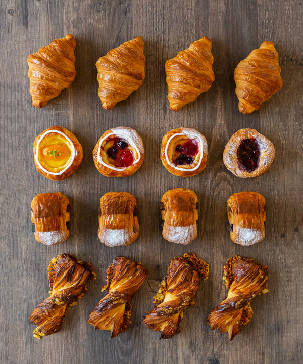 Morning Pastries (16 pieces)