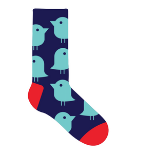 Sock it to brain cancer - Big Bird