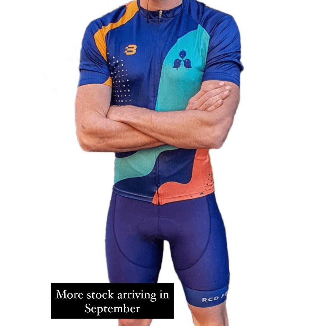 2020 RCDF Cycling Knicks - Mens