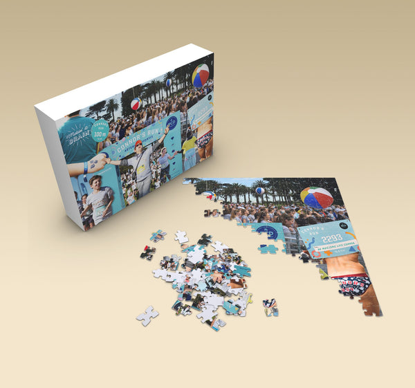Connor's Run Jigsaw Puzzle