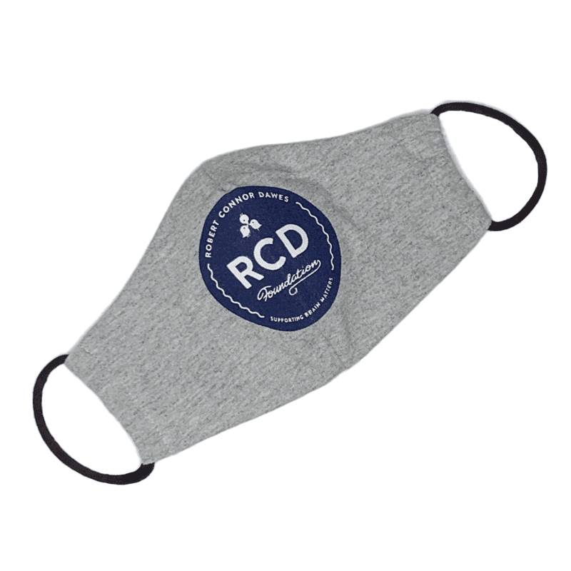 RCDF Face Mask - youth / small - LOGO