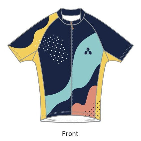 2020 RCDF Cycling Jersey - Women's