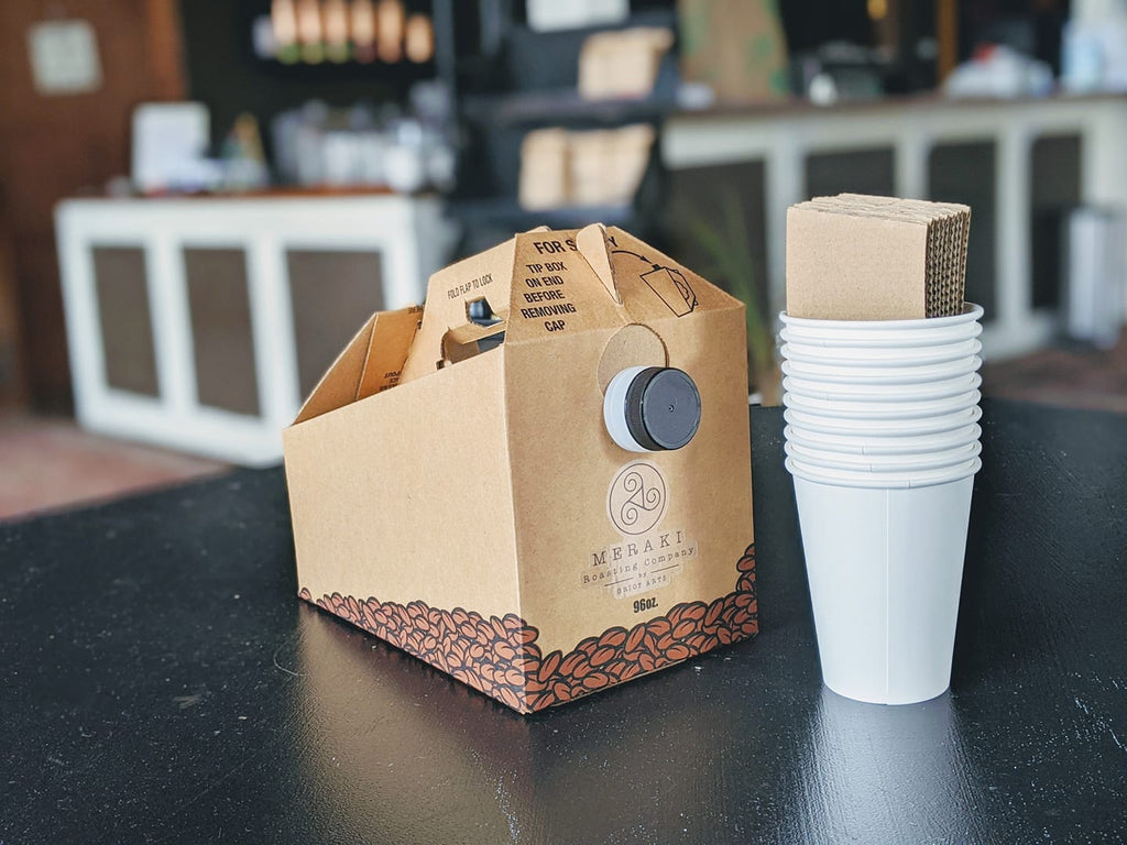 Coffee To Go Boxes