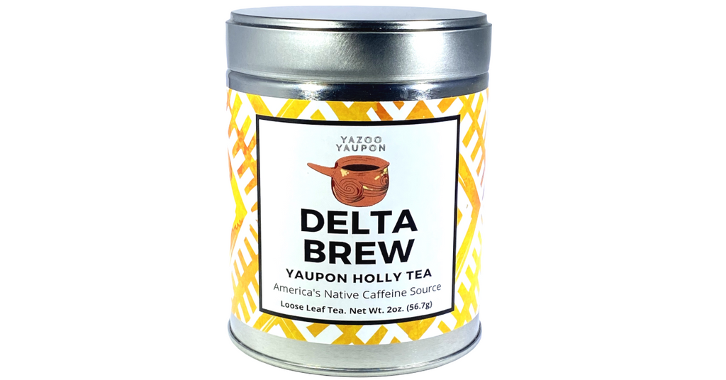 Delta Brew - A Yazoo Yaupon Tea