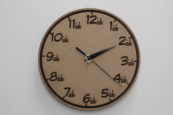 African time clock