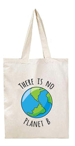 Cotton totebag - No Planet B