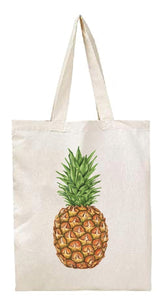 Cotton totebag - Pineapple