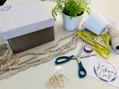 Macrame Subscription Craft Box