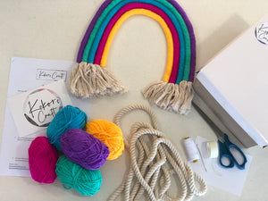receive a diy craft subscription box every month