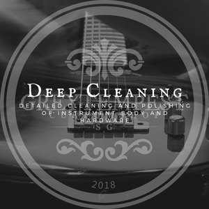 Deep Cleaning & Polishing (Body + Hardware) - GreyTempest CustomShop