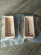 Load image into Gallery viewer, *CLEARANCE* 2pc P90 pickup covers. Cream. NEW. - GreyTempest CustomShop