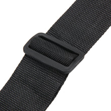 Load image into Gallery viewer, Black Nylon Guitar Strap - GreyTempest CustomShop