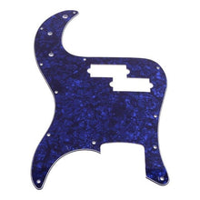 Load image into Gallery viewer, 3-Ply P-Bass Pickguard - GreyTempest CustomShop
