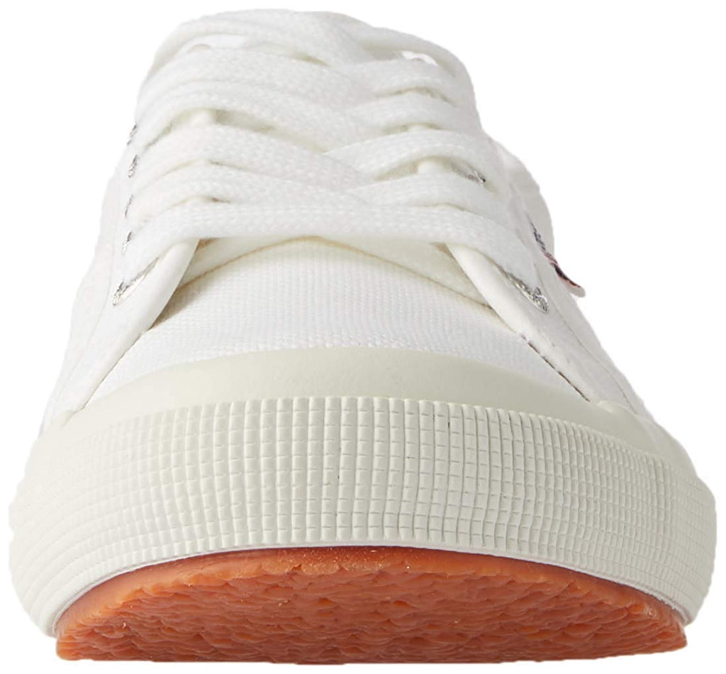 Superga 2750 Cotu Classic, Unisex Adults' Low-Top Sneakers, White, 8.5 UK (42.5 EU)