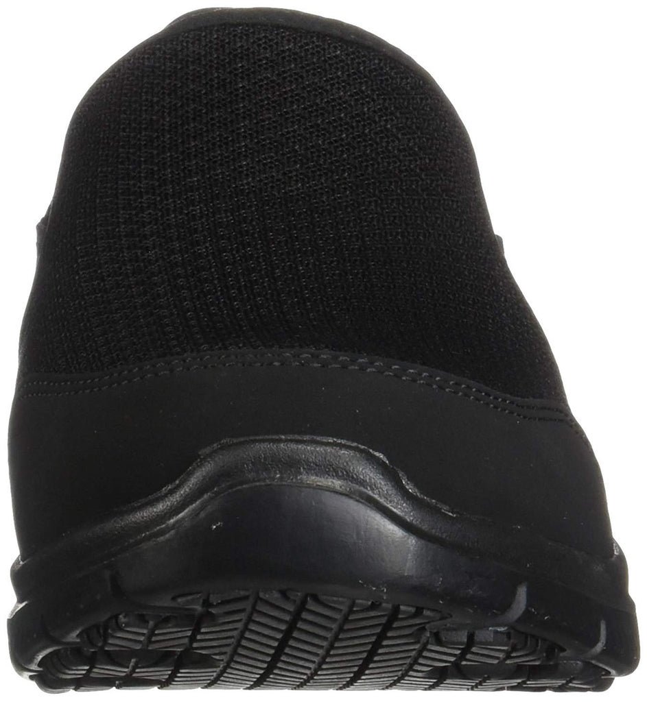 Skechers for Work Women's Gozard Slip Resistant Walking Shoe Black