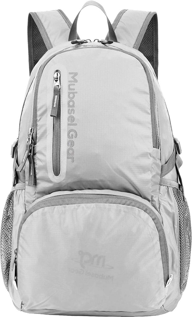 Mubasel Gear Backpack - Packable Lightweight Backpacks for Travel- Daypack for Women Men