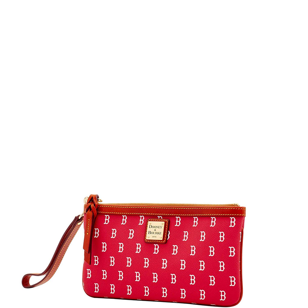 Dooney & Bourke Boston Red Sox Clutch- Authentic-Retail $118- NWT