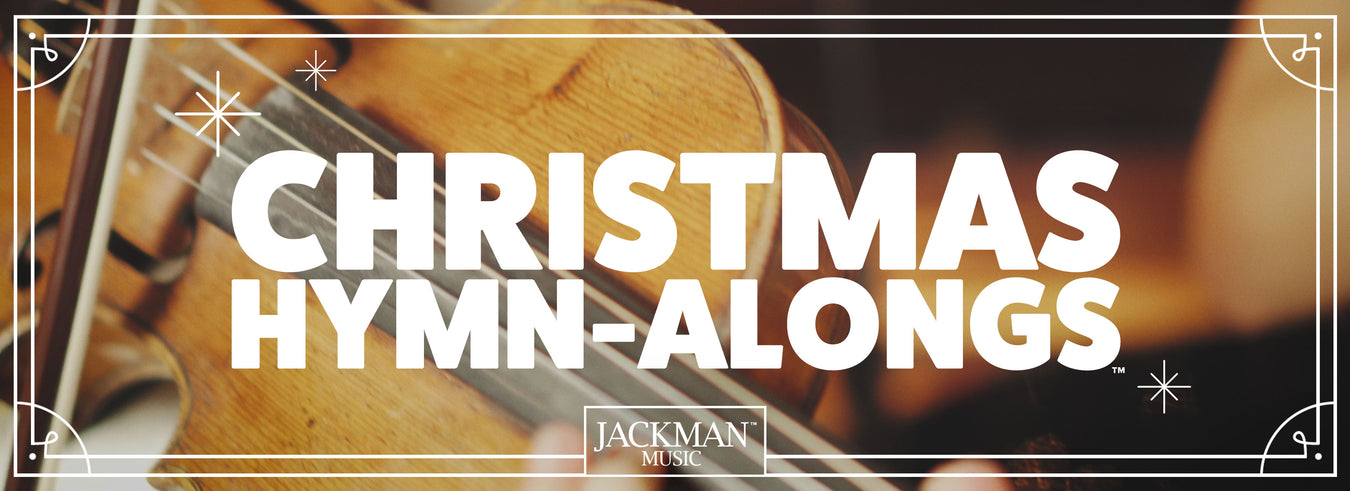 Christmas HYMN-ALONGS | Jackman Music | Sheet Music