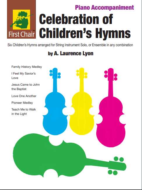 Celebration of Children's Hymns - Piano Accp