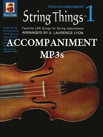 String Things 1 - Accp CD | Sheet Music | Jackman Music