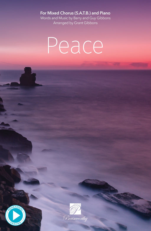 Peace - SATB | Sheet Music | Jackman Music