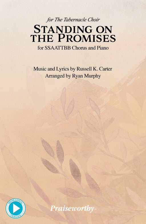 Standing on the Promises - SSAATTBB | Sheet Music | Jackman Music