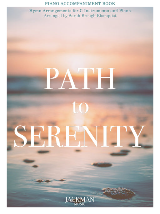 Path to Serenity - Accompaniment Book