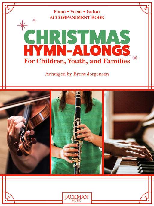 Christmas HYMN-ALONGS - ACCOMPANIMENT BOOK