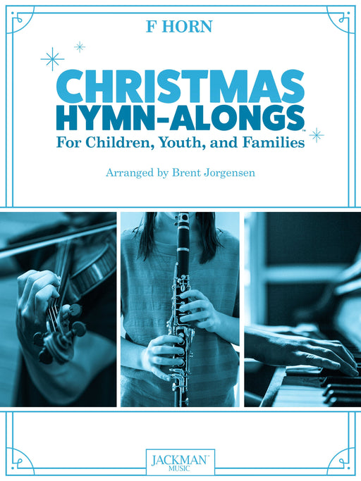 Christmas HYMN-ALONGS - F HORN