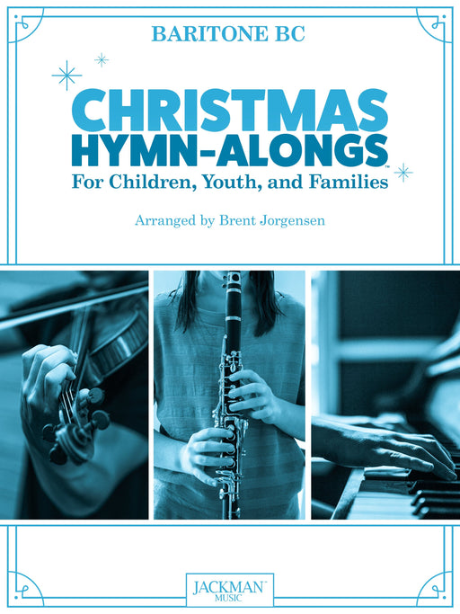 Christmas HYMN-ALONGS - BARITONE BC