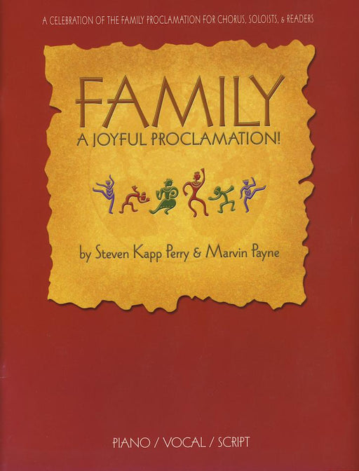 Family A Joyful Proclamation! | Sheet Music | Jackman Music