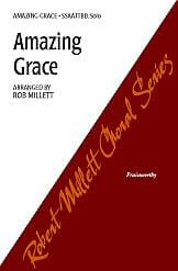 Amazing Grace - SSAATTBB and Soloist | Sheet Music | Jackman Music