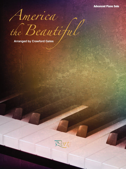 America the Beautiful - piano solo | Sheet Music | Jackman Music