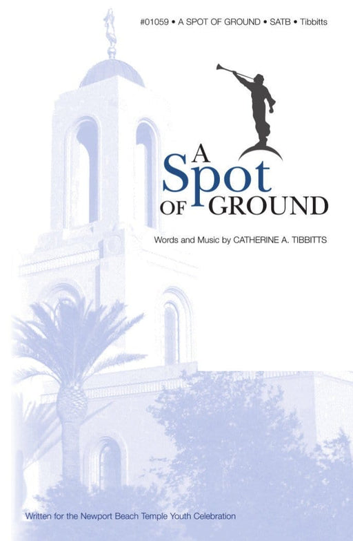 A Spot of Ground - SATB | Sheet Music | Jackman Music