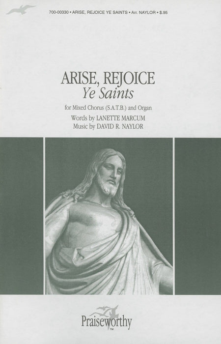 Arise Rejoice Ye Saints - SATB