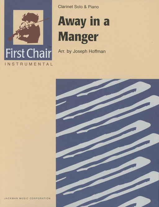 Away In a Manger - Clarinet solo | Sheet Music | Jackman Music