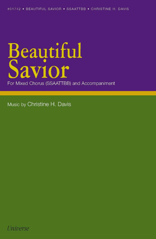Beautiful Savior - SSAATTBB