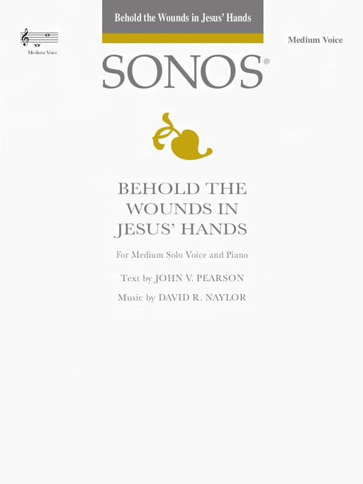 Behold the Wounds in Jesus' Hands - Vocal Solo - Medium